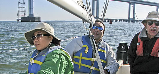 Skippered Sailing Events