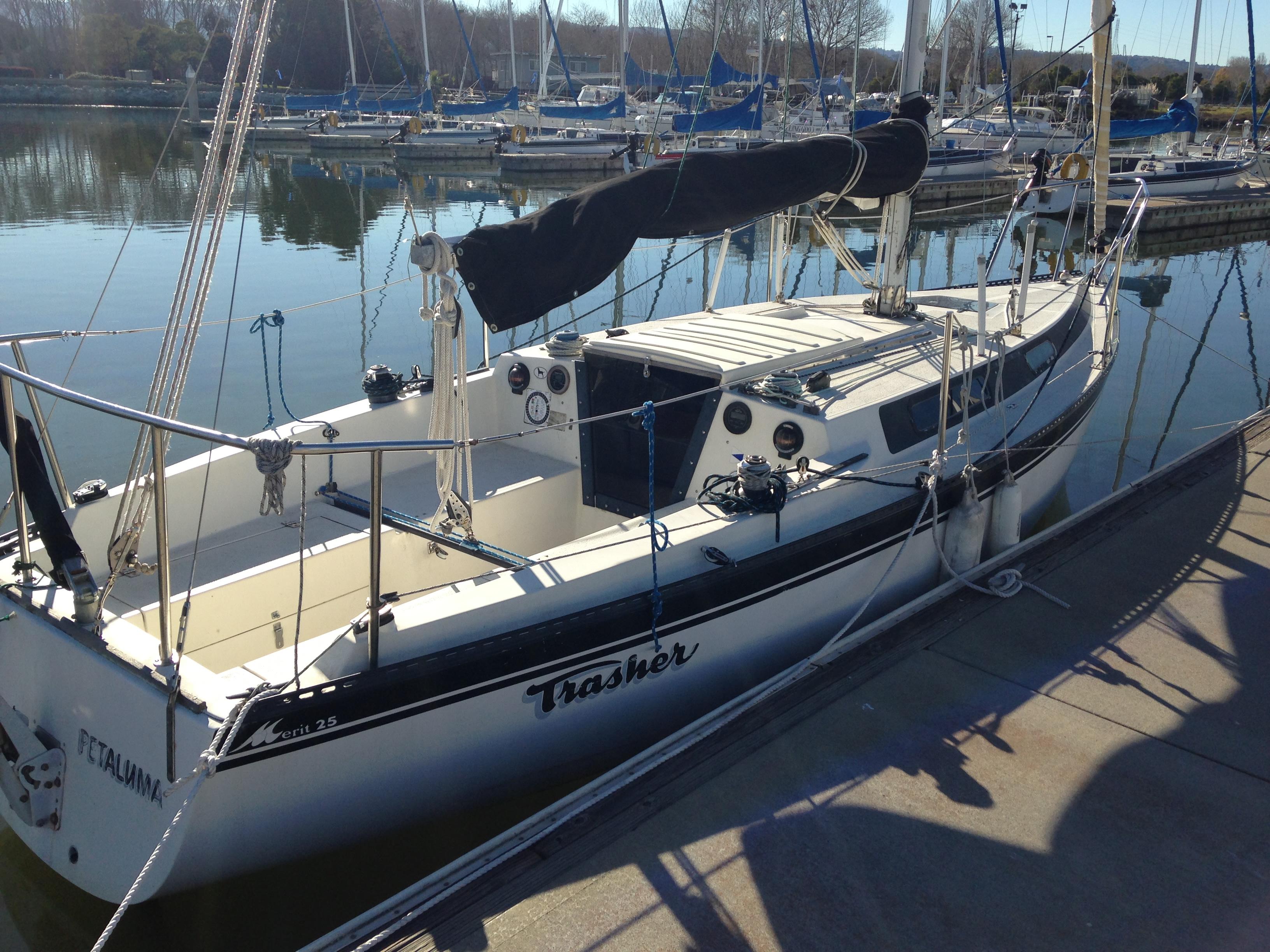 Image result for merit 22 sailboat
