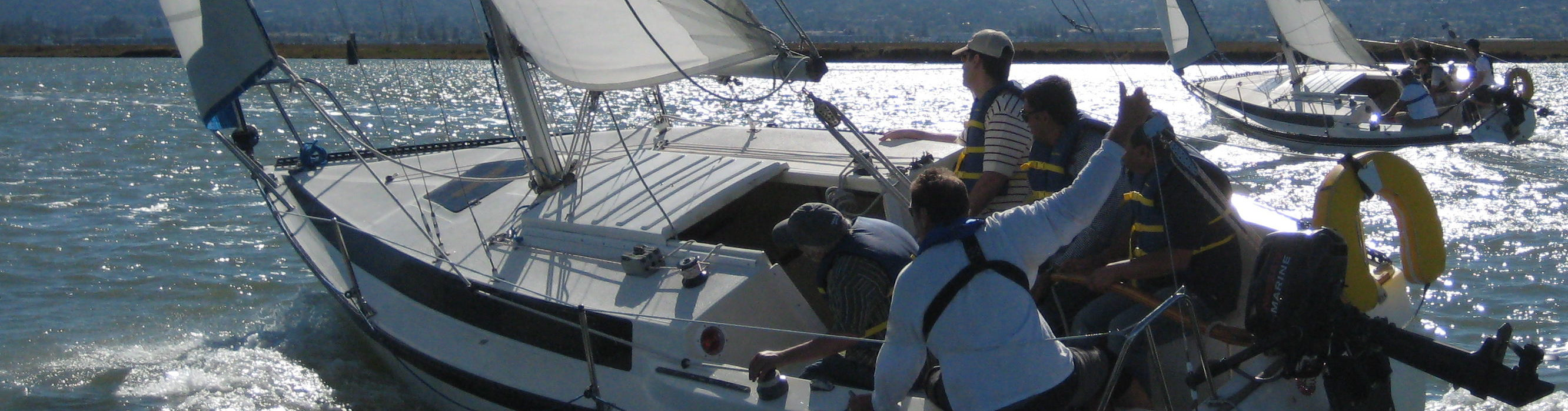 Spinnaker Sailing Club Reciprocal Privileges
